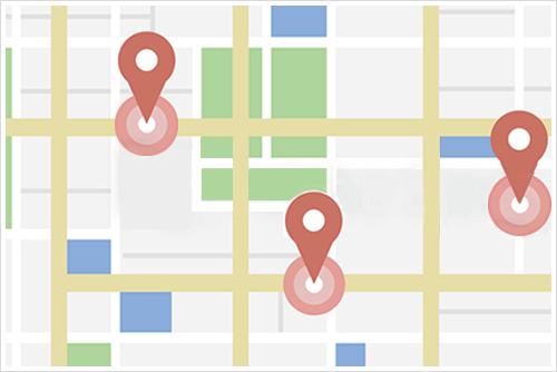 GoogleMapsのイメージ